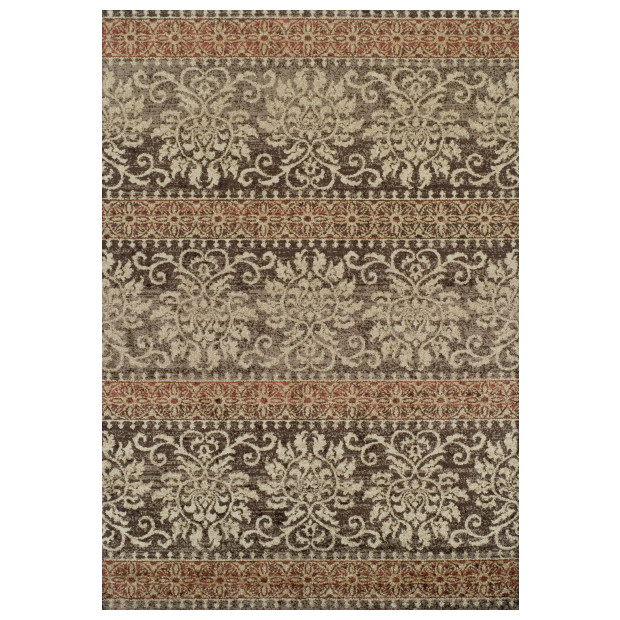 Dalyn Rug Company                                  GA6 CHOCOLATE