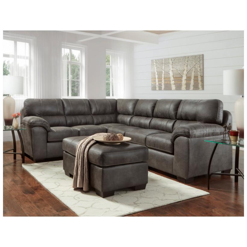 Fitzgerald Furniture SEQUOIA ASH 2PC