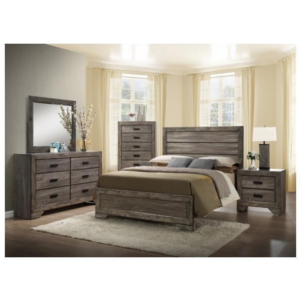 Fitzgerald Furniture CL NATHAN QBDMN